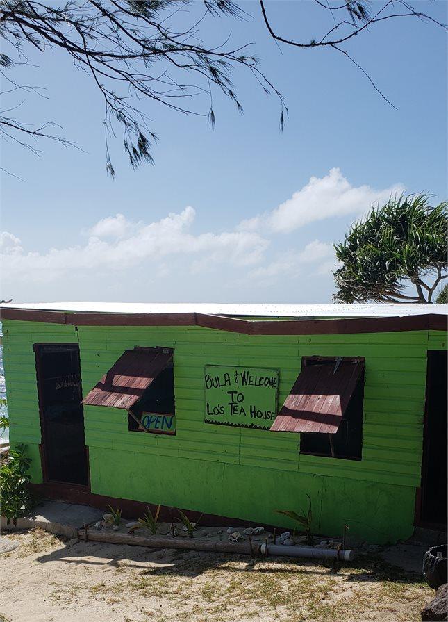Lo's Tea House Fiji