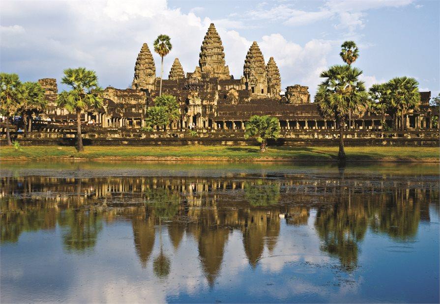Temples of Angkor Cambodia