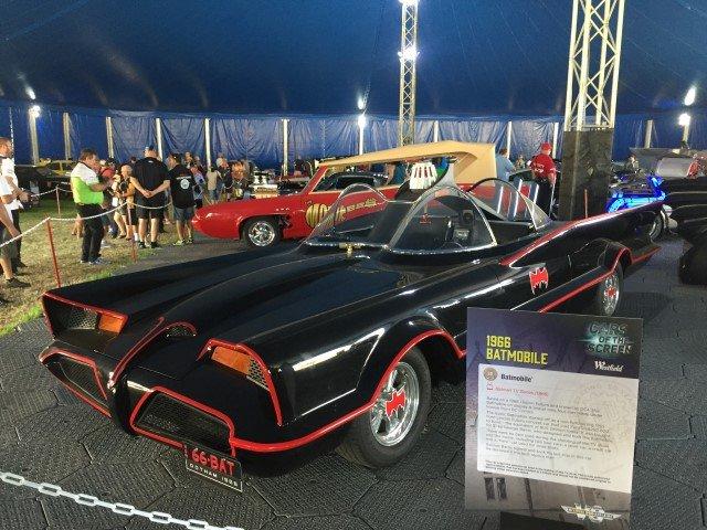 Clipsal 500 Adelaide Batmobile