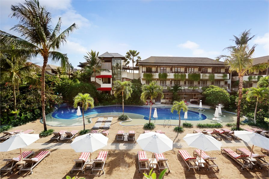 The Breezes Bali Resort and Spa Pool