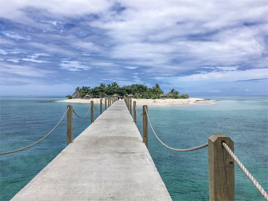 Captain Cook Cruises Fiji Tivua Island Proposal Package