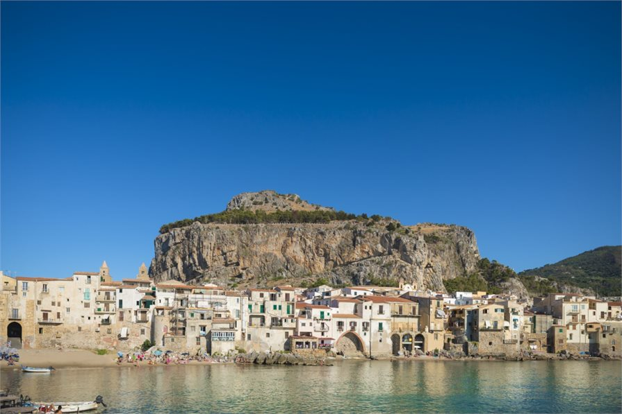 Club Med Cefalu, Italy, the first luxury 5-Trident Club Med resort in the Mediterranean