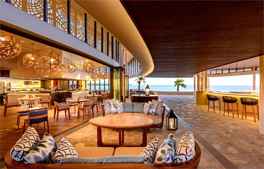 Fiji Marriott Resort Momi Bay restaurant