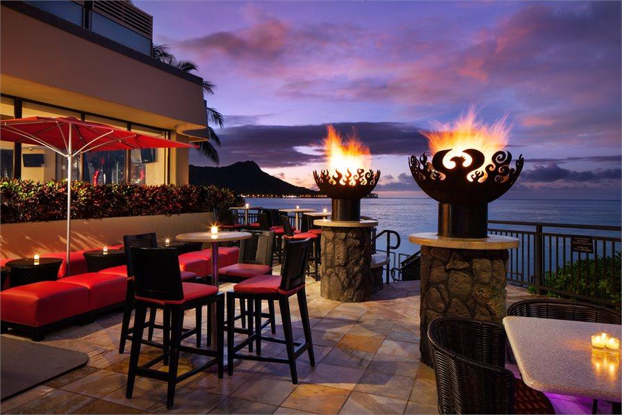 new convention centre Sheraton Waikiki Hawaii