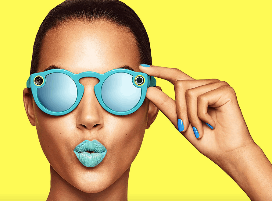 Video recording sunglasses Spectacles for Snapchat