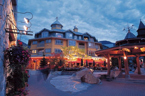 streets of Whistler