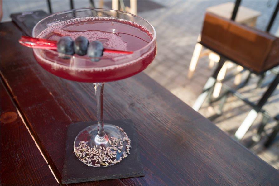 Cocktails on Tkalčićeva Street
