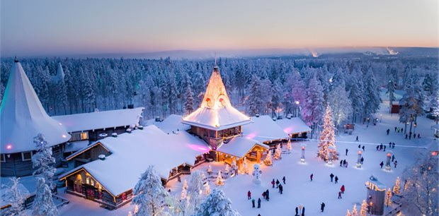 Finland | Christmas in Rovaniemi, Lapland