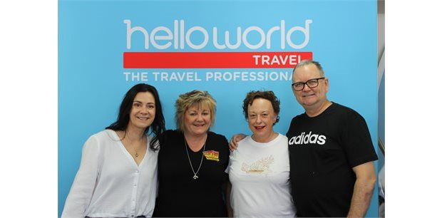 helloworld Travel Lambton Quay Wellington