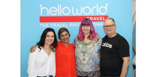 helloworld Travel Newmarket