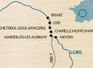 Deborah, (BNV) Canal Latarel a la Loire ex Briare to Nevers - EU ...
