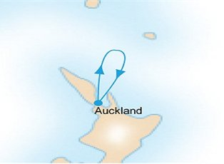 Pacific Aria, Comedy Cruise ex Auckland Roundtrip