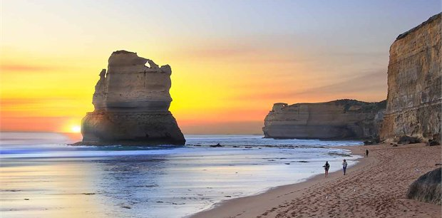 Trafalgar Tours | Melbourne and the Great Ocean Road Summer 2019